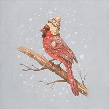 First Snow #1' by Terry Fan Graphic Art Print