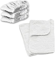First4spares Cloth Pads for Karcher SC1052 Steam