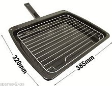 First4Spares Grill Pan For Zanussi Cookers & Ovens
