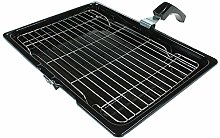 First4Spares Grill Pan & Mesh For Smeg Bosch Neff