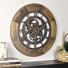 FirsTime & Co. Clock, Brown