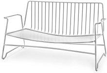 Fish & Fish Straight sofa - / L 131 cm - NO