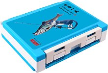 Fishing Lure Storage Box Case Container Fishing