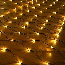 Fishing Net Decoration Outdoor Lights, KEEDA 3m x