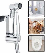 Fishlor Handheld Bidet Toilet Sprayer, 7/8 Thread