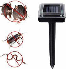 Fishyu New Solar Powered Ultras Sound Sonic Mouse