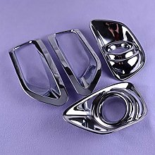 Fit for Jeep Compass 2011 2012 2013 2014 Chrome