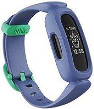 Fitbit Ace 3, Kids Tracker Cosmic Blue Astro Green