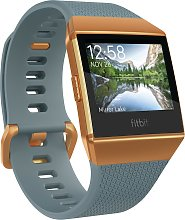 Fitbit Ionic Smart Watch - Blue & Orange