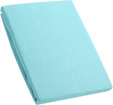 Fitted sheet Symple Stuff Colour: Light blue