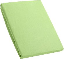 Fitted sheet Symple Stuff Colour: Light green