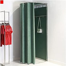 Fitting Room In Floor to ceiling Clothing Store
