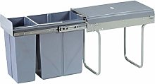 FITTINGSCO 30 Litre Kitchen Cupboard Pull Out