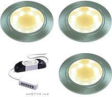 FittingsCo Recessed Cuisine LED Light Kits for