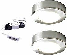 FITTINGSCO Surface Diffused Vega Light Kits for