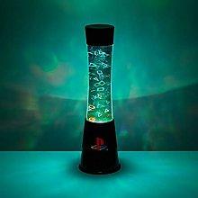 Fizporium-Ltd Playstation Icons Flow Metal Lamp