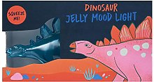 Fizz Creations Stegosaurus Jelly Mood Light - Blue