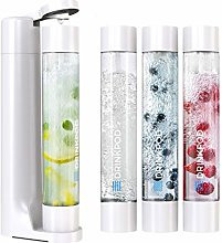 FIZZpod Soda Maker - Fizzy Drink Machine with 3