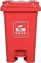 FJYDBTWJ Garbage Can,Trash Cans,Dustbins