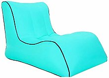 FKB Home Single Lazy Sofa Inflatable Sofa Portable
