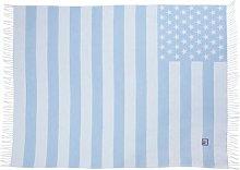 Flag Baby Throw Lexington Colour: Blue