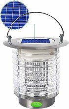FLAIGO Portable Bug Zapper Solar Powered Mosquito