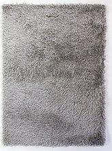 Flair Rugs Dazzle Sparkle Deep Pile Shaggy Rug,