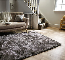 Flair Rugs - Serenity Super Soft Deep Pile Thick