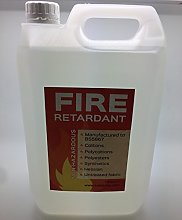 FLAME RETARDANT SPRAY British Standard Curtains,