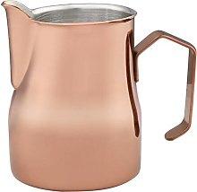 FLAMEER 350-750ml Espresso Coffee Milk Frothing