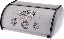 FLAMEER Large Bread Box for Kitchen