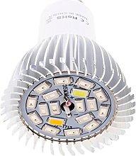 FLAMEER LED Grow Light Bulb, Grow lamp for indoor