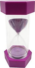 FLAMEER Plastic Timer Hourglass Sand Clock Timer 4