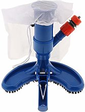 FLAMEER Portable Pool Cleaning Kit, Spas Vacuum
