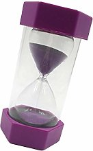 FLAMEER Sand Glass Clock Tea Timer 1 Minutes -40