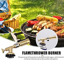 Flamethrower Copper Adjustable Temperature Weld