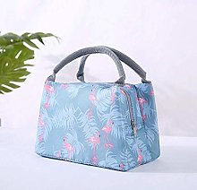 Flamingo Baby Food Milk Bottle Bag Portable