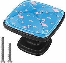 Flamingo Drawer Pulls Handle Cupboard Cabinet