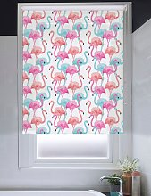 Flamingo Roller Blind