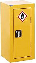 Flammable Storage Cabinet/Cupboard - 700x350x300mm