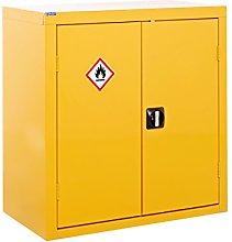 Flammable Storage Cabinet/Cupboard - 900x900x460mm