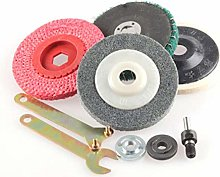 Flap Polishing Disc Cleaning Buffing Sanding Pad