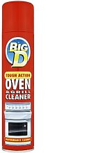 Flash Big D Tough Action Oven & Grill Cleaner