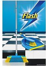 Flash Flash Brush With Dustpan And Brush