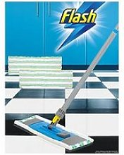 Flash Flat Mop Set