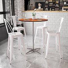 Flash Furniture 36'' Round Wood Cocktail