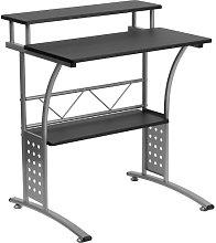 Flash Furniture Computer Desk, Engineered Wood,