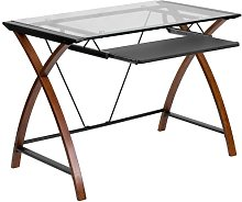 Flash Furniture Computer Desk, Office Desk with