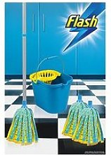Flash Lightning Mop Set