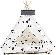 Flashing Available Pet Tent House Cats Bed